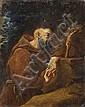 Unbekannter Künstler(Pietro Iermanini), Hl. Franziskus. Wohl 1749.