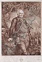 Unbekannter deutscher Künstler, Kommandant Henri Adolphe de Boblick der Festung Königstein. Wohl Mid 18th cent.