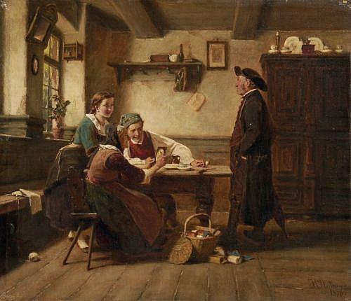 Hermann A. Plathner, Das Portrait. 1876.