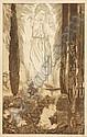 Fritz Zalisz, Die Leiden des Krieges. 1914.
