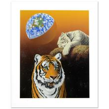 Our Home Too III (Tigers) by William Schimmel