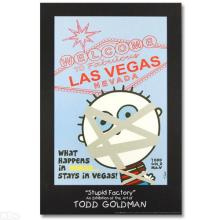 What Happens in Vegas... by Todd Goldman