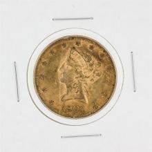1901 $10 XF Liberty Head Eagle Gold Coin