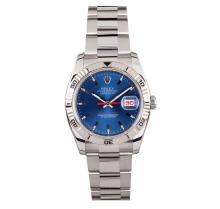 Rolex Stainless Steel Thunderbird DateJust Men's Watch