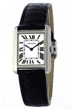 Cartier Stainless Steel Tank Solo Men's Watch