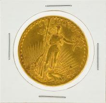 1910-S $20 XF St. Gaudens Double Eagle Gold Coin