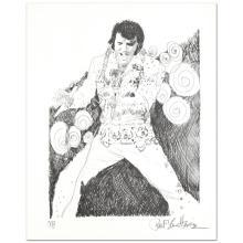 Elvis (Dancing) by Henrie (1932-1999)