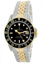 Gents Rolex Two-Tone GMT Master Wristwatch