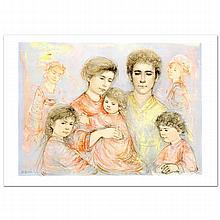 Michael's Family by Edna Hibel