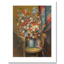 Floral Symphony by Henry Plisson