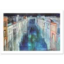 Long Canal, Venice by Alex Zwarenstein