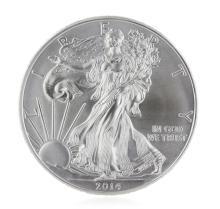 2014 American Silver Eagle Dollar Coin