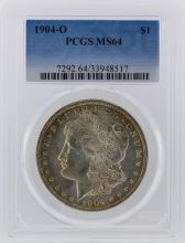 1904-O PCGS MS64 Morgan Silver Dollar