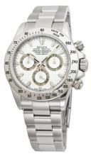 Rolex Stainless Steel Daytona Cosmograph Men's Wristwatch