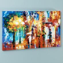 Streetside Expression by Afremov, Leonid