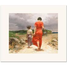 Homeward Bound by Pino (1939-2010)