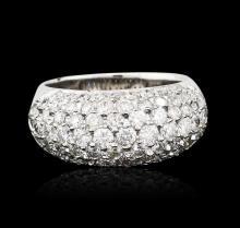 14KT White Gold 2.34ctw Diamond Ring