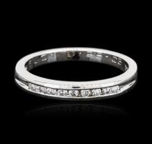 14KT White Gold 0.20ctw Diamond Ring