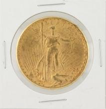 1925 $20 St. Gaudens Double Eagle Coin