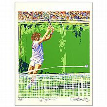 Jimmy Conners (Tennis) by Henrie
