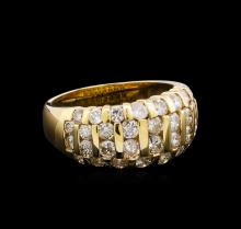1.75ctw Diamond Ring - 14KT Yellow Gold