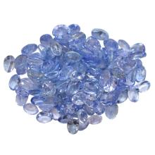 15.95ctw Oval Mixed Tanzanite Parcel