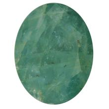 8.42ctw Oval Emerald Parcel