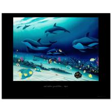Radiant Reef (Right) by Wyland