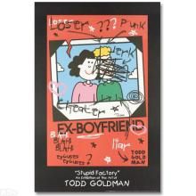 Ex-Boyfriend by Todd Goldman