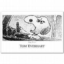 Rage Rover by Tom Everhart