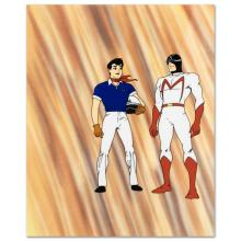 Speed Racer and Racer X by Speed Racer