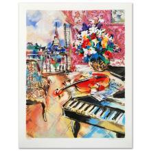 Parisian Sounds by Michael Rozenvain