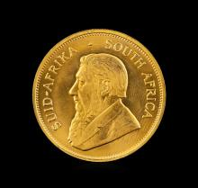1976 South Africa 1oz Krugerrand Gold Coin