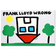 Frank Lloyd Wrong by  Todd Goldman