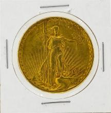 1914-S $20 XF St. Gaudens Double Eagle Gold Coin