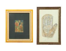 SOUTHEAST ASIAN ART FRAGMENTS.