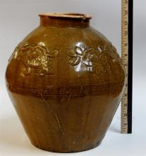 Asian Terra Cotta Pottery