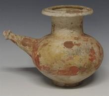 Southeast Asian Pottery Ewer Kendi