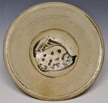 Sawankhalok Ware Bowl with Fish Design
