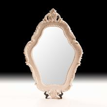 Louis XVI-style Shabby Chic Table Mirror