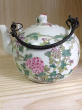 Chinese porcelain famille rose Teapot