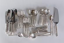 Gorham 83 Pc Sterling Silver Flatware