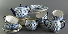 Lomonsov Porcelain Tea Set
