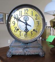 Brass Seth Thomas Alarm Clock