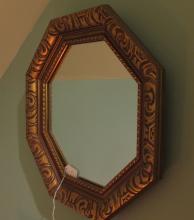Octagonal Shaped Mirror