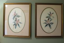 2 Prints, Sandy Lynam Clough,
