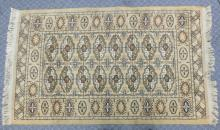 Lot of 2 Semi-Antique Asian Rugs