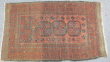 Lot of 3 Semi-Antique Asian Rugs