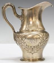 Gorham Sterling Cream Pitcher