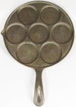 Griswold Cast Iron Plet Pan